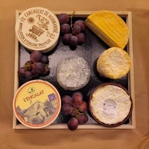Tabla de 6 quesos