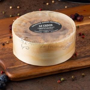 Camembert con Calvados